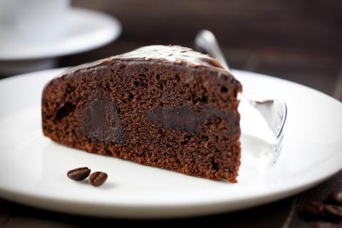 Chokladfudgetårta