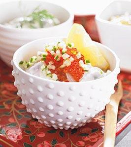 gurk-och-citronsill