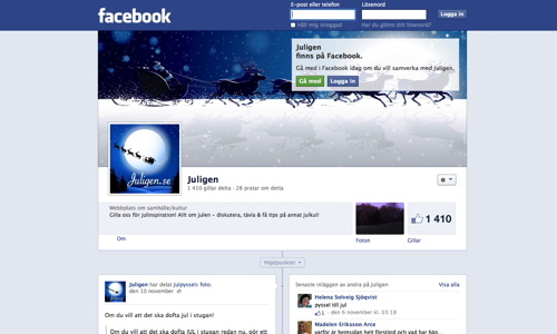 Juligen Facebook