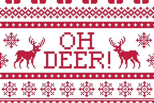 Julskämt