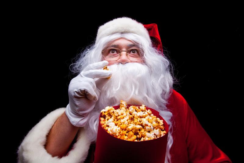 Julens filmer, TV och musik