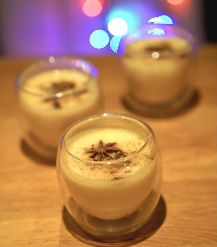 Vinterdrinken Hot Buttered Rum